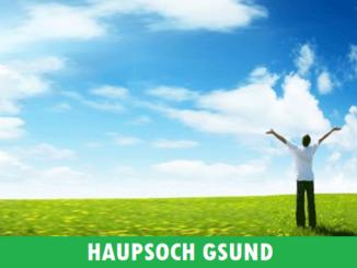 Haupsoch Gsund