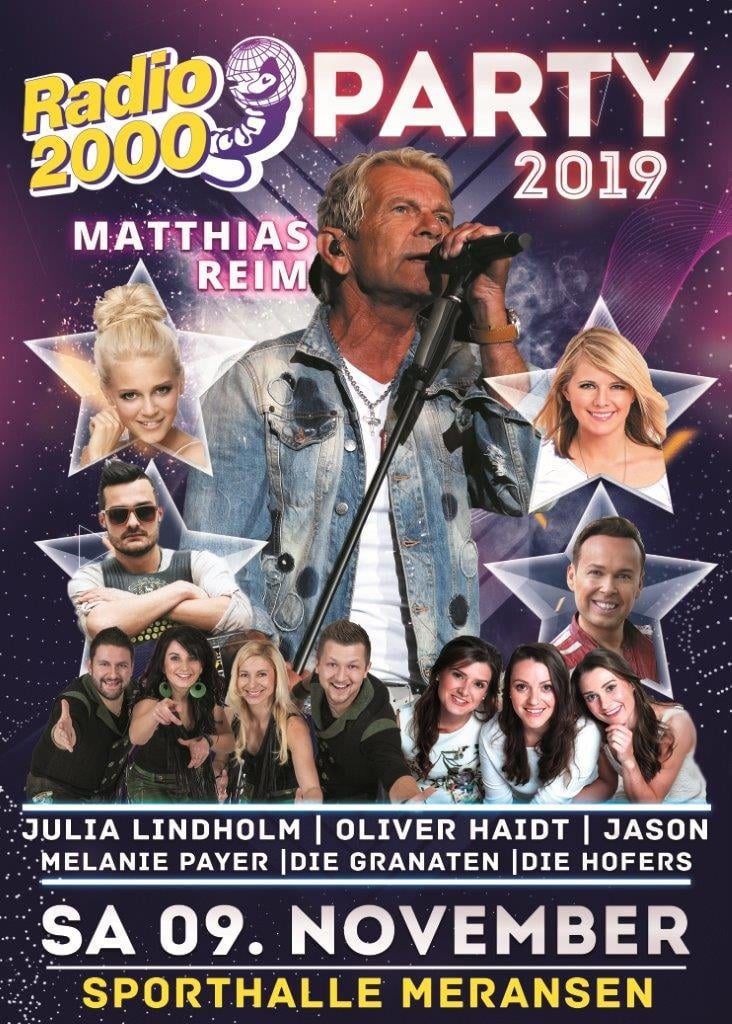 Radio 2000 Party 2019